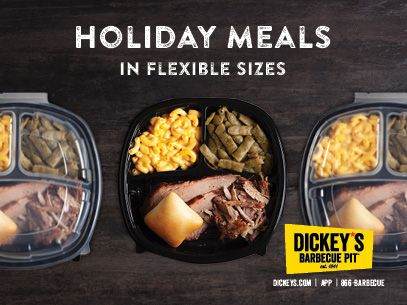 CEO Laura Rea Dickey Speaks About Dickey's Holiday Meal Options for 2020