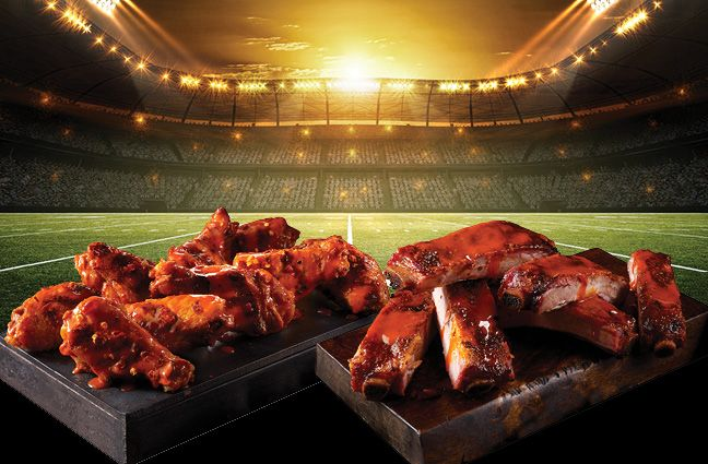 Dickey's BBQ tips for the big game party