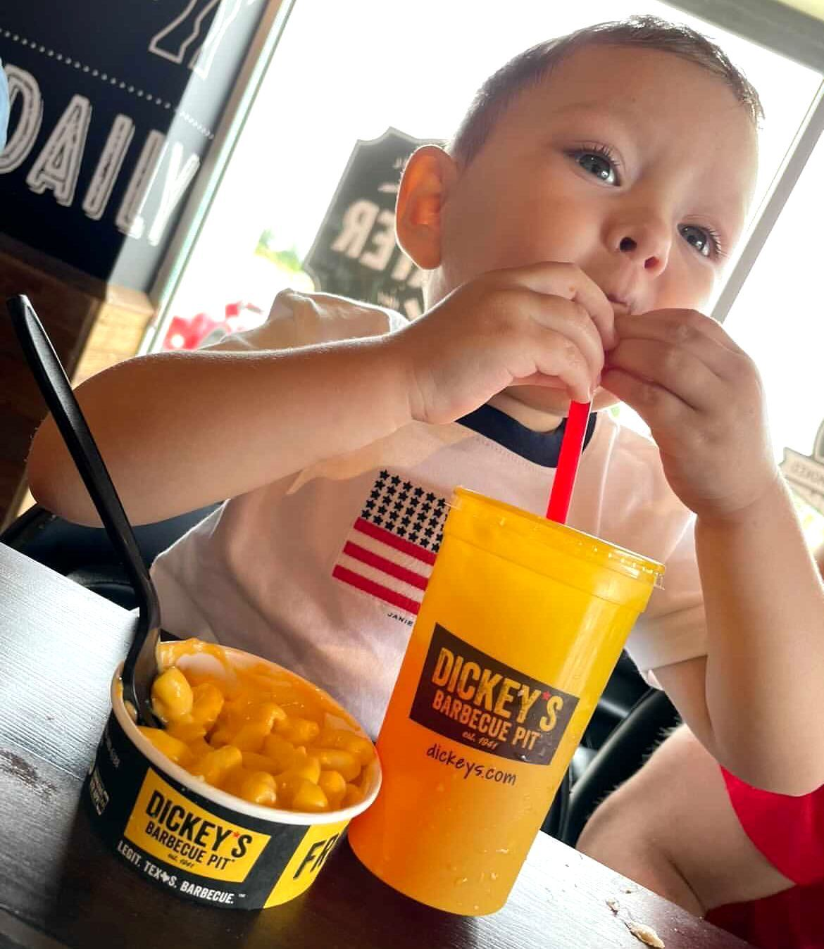 Have a Smokin' Back to School Season with Dickey's Legit. Texas. Barbecue.™  Texas-style barbecue restaurant celebrates back to school with Family Pack discount and Kids Eat Free Sunday deal