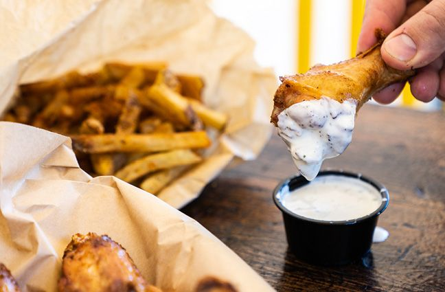 Wing Boss Opens First Standalone Restaurant in Addison   Pit-smoked wing concept to offer in-person dining experience open now