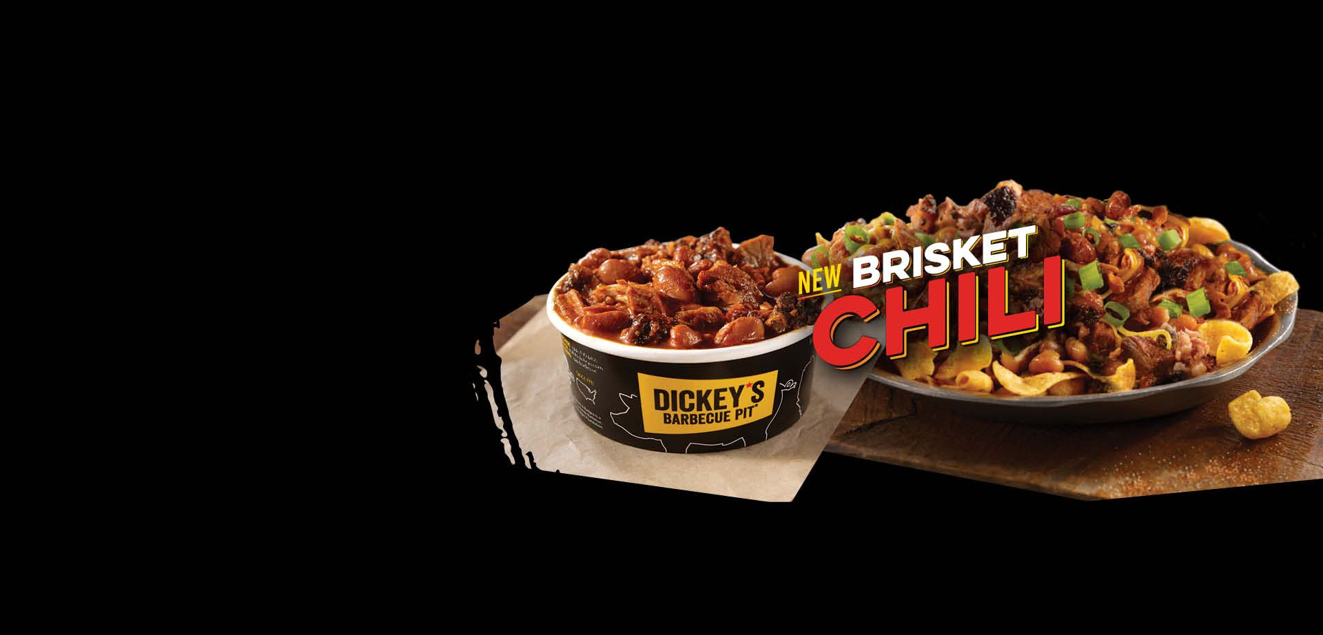 Warm up with our New Brisket Chili
