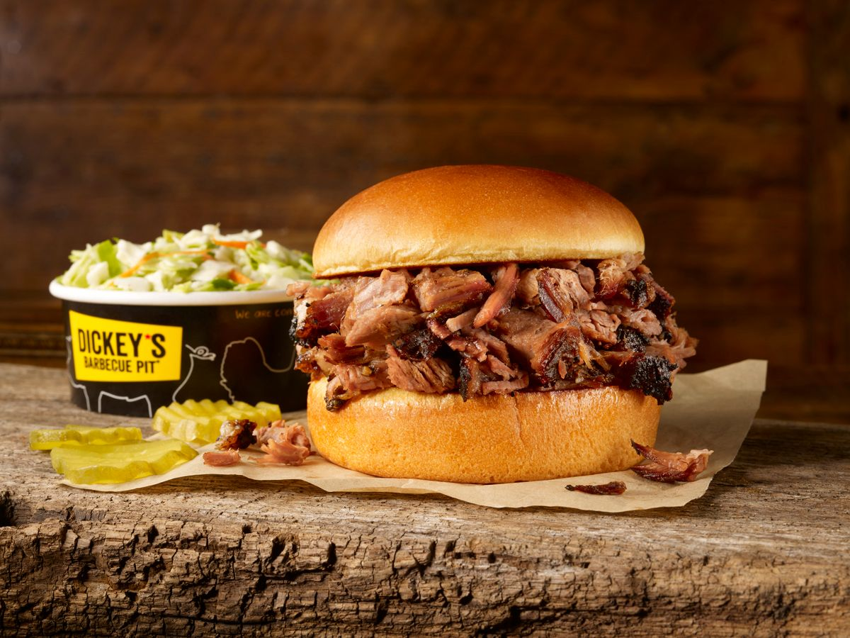 Dickey's Barbecue Pit Boasts record sales on Labor Day