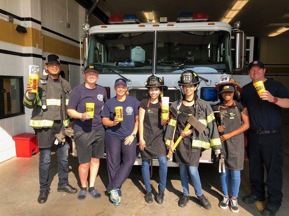 Datshiri Sherpa Denver Fire Department