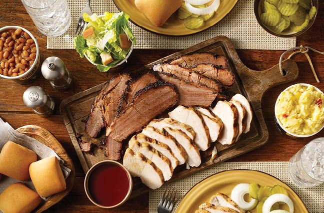 Dickey's Honors our Military and offers Specials on Barbecue Packs