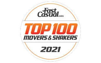 Dickey's Barbeque Selected as Top 10 Movers and Shakers 2021