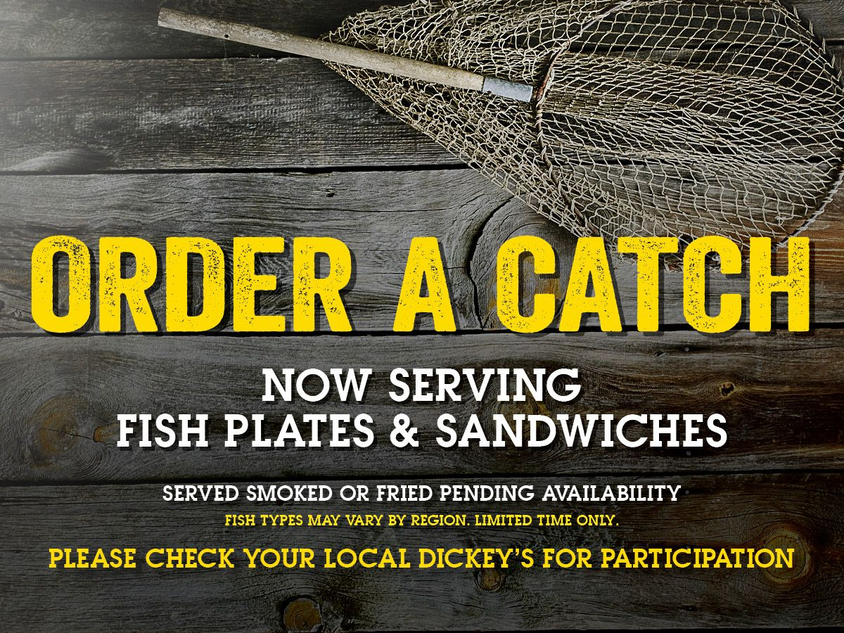 Fish Favorites From Dcikey's