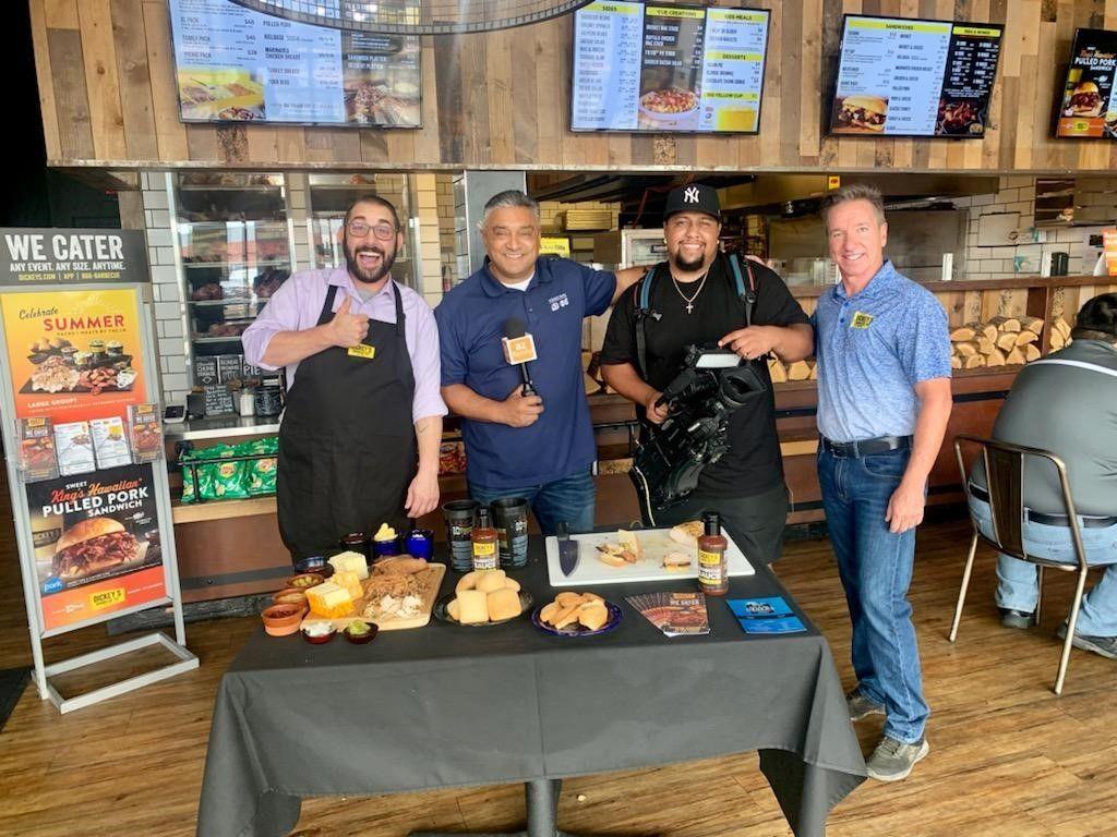 Good Morning Arizona Talks Barbecuterie Boards