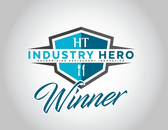 2021 Industry Heroes Award from HT