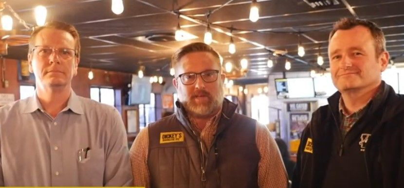 Kalamazoo, MI Dickey's Barbecue Pit Celebrates Two-Year Anniversary With Record Sales
