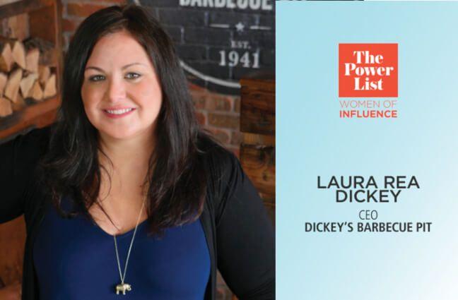 Laura Rea Dickey, CEO
