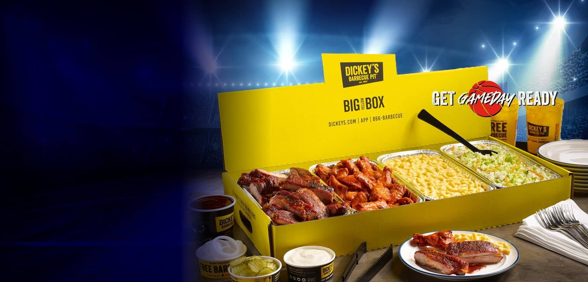 $5 Off Your Big Yellow Box