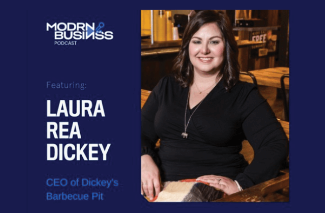 Laura Rea Dickey, CEO of Dickey's Barbecue Pit- In Conversation with Ryan Hickks