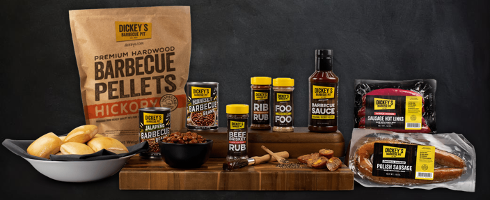 Dickey's Barbecue Pit Retail Line is Rapidly Expanding
