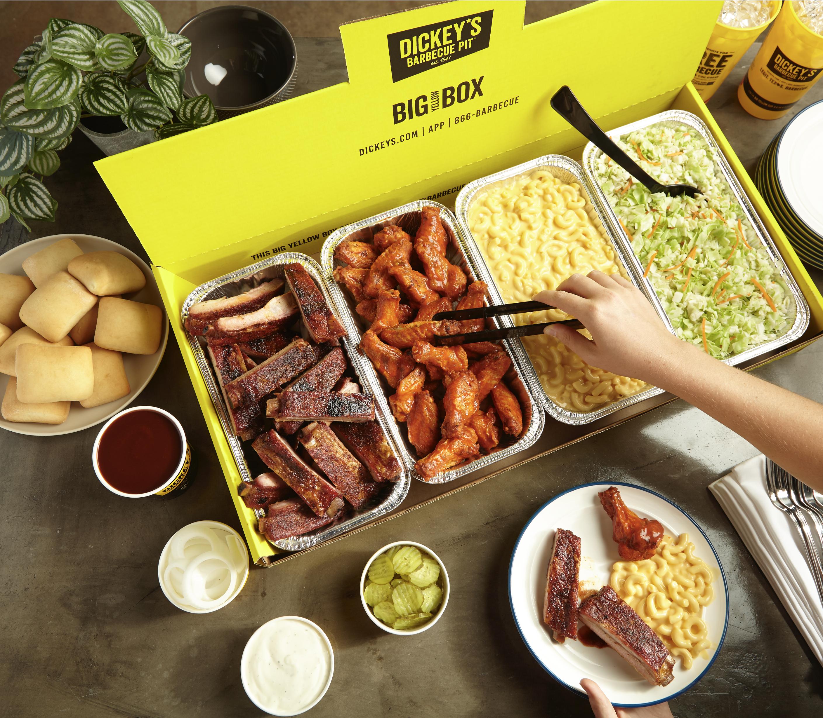 3 Ways to Celebrate Football Season with Dickey's Legit. Texas. Barbecue.™