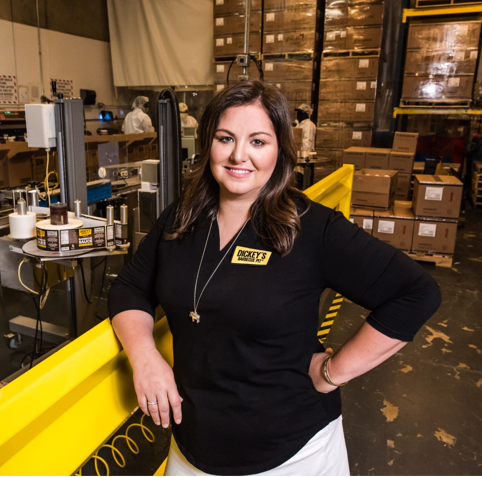 Laura Rea Dickey - Chief Executive Officer, Dickey's Barbecue Restaurants, Inc.