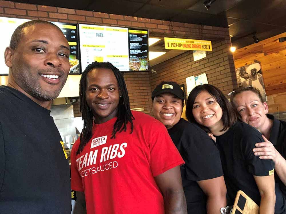 Former Marine Launches Successful Career as Dickey's Barbecue Pit Owner